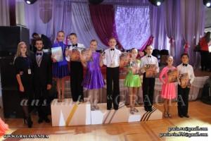 Alemana Open Cup 2013. г.Винница. 28.09.2013