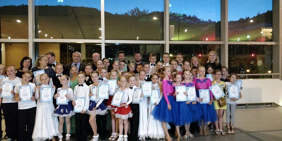 """Fontanna Talentów"" Криніца-Здруй, Польща 10-13.05.2018"